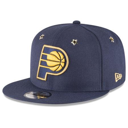 Indiana Pacers New Era NBA All Star Gold Star Snapback Cap