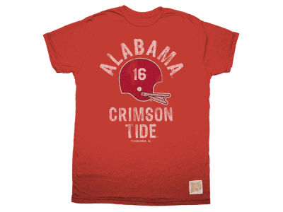 Alabama Crimson Tide Retro Brand NCAA Toddler Triblend T-Shirt