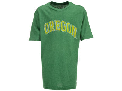 Oregon Ducks Retro Brand NCAA Youth Mock Twist T-Shirt