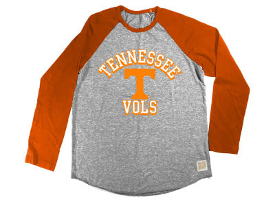 Tennessee Volunteers Retro Brand NCAA Youth Raglan Long Sleeve T-Shirt