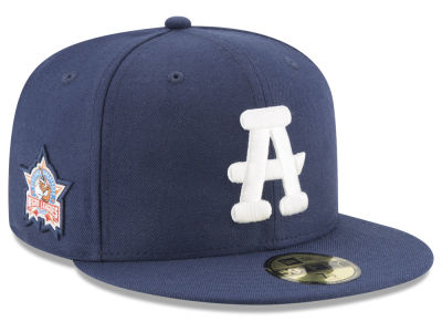 Atlanta Black Crackers New Era Negro League Patch Collection 59FIFTY Cap