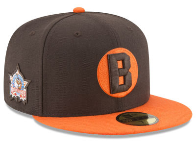 Baltimore Black Sox New Era Negro League Patch Collection 59FIFTY Cap