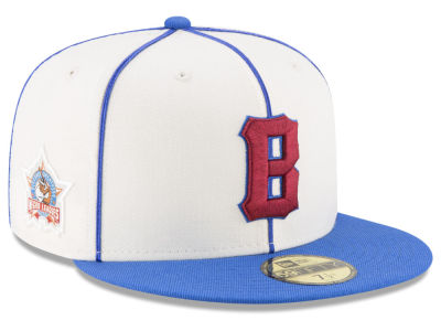 Baltimore Elite Giants New Era Negro League Patch Collection 59FIFTY Cap