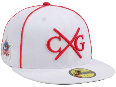 Cuban X Giants New Era Negro League Patch Collection 59FIFTY Cap