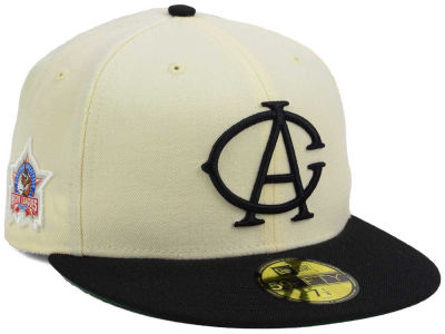 Chicago American New Era Negro League Patch Collection 59FIFTY Cap