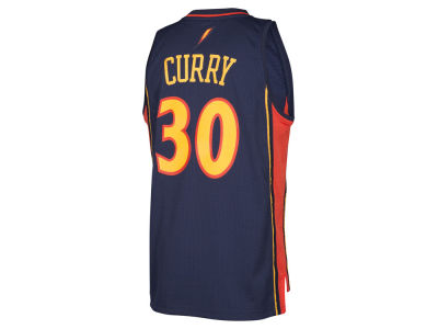 Golden State Warriors Stephen Curry adidas NBA HWC Men's Player Swingman Jersey