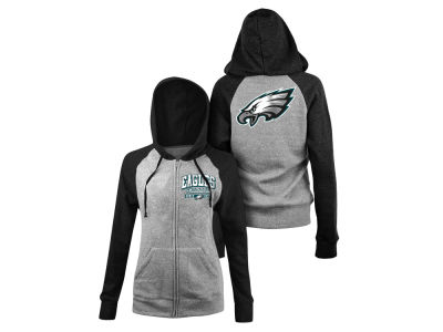 Philadelphia Eagles NFL Women's Audible Hooded Sweatshirt