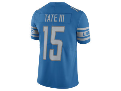 Detroit Lions Golden Tate Nike NFL Men's Vapor Untouchable Limited Jersey