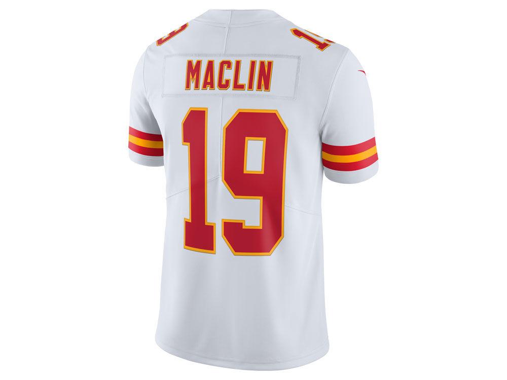 Kansas City Chiefs Jeremy Maclin Nike NFL Men s Vapor Untouchable Limited  Jersey  ab79a8d10