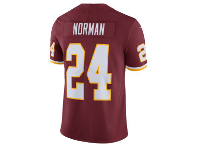Washington Redskins Josh Norman Nike NFL Men's Vapor Untouchable Limited Jersey