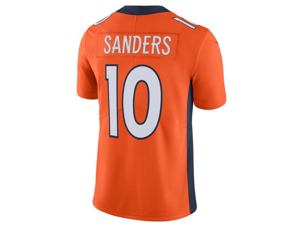 be8456984 ... norway denver broncos emmanuel sanders nike nfl mens vapor untouchable  limited jersey 10 mens emmanuel sanders