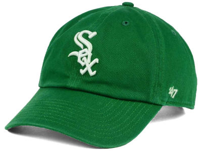 Chicago White Sox '47 MLB Kelly White '47 CLEAN UP Cap