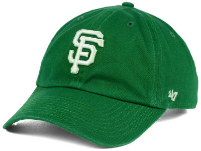 San Francisco Giants '47 MLB Kelly White '47 CLEAN UP Cap