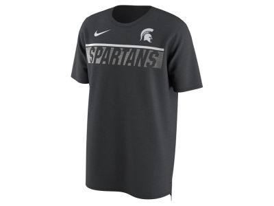 Michigan State Spartans Nike NCAA Men's Momentum T-Shirt