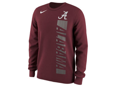 Alabama Crimson Tide Nike NCAA Men's Football Momentum Long Sleeve T-Shirt