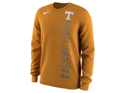 Tennessee Volunteers Nike NCAA Men's Football Momentum Long Sleeve T-Shirt