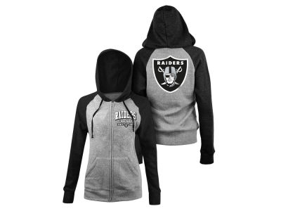 Oakland Raiders NFL Women's Audible Hooded Sweatshirt