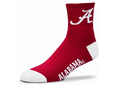 Alabama Crimson Tide For Bare Feet Ankle TC 501 Socks