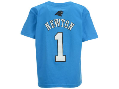 Carolina Panthers Cam Newton NFL Kids Mainliner Player T-Shirt
