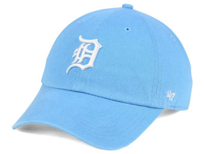Detroit Tigers '47 MLB Women's Powder Blue/White '47 CLEAN UP Cap