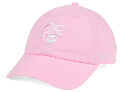 Baltimore Orioles '47 MLB Pink/White '47 CLEAN UP Cap