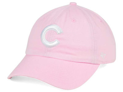 Chicago Cubs '47 MLB Pink/White '47 CLEAN UP Cap