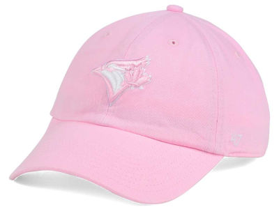 Toronto Blue Jays '47 MLB Pink/White '47 CLEAN UP Cap