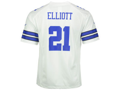 Dallas Cowboys Ezekiel Elliott Nike NFL Youth Game Jersey