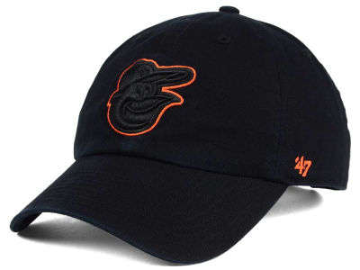 Baltimore Orioles '47 MLB Tonal Pop '47 CLEAN UP Cap