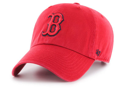 Boston Red Sox '47 MLB Tonal Pop '47 CLEAN UP Cap