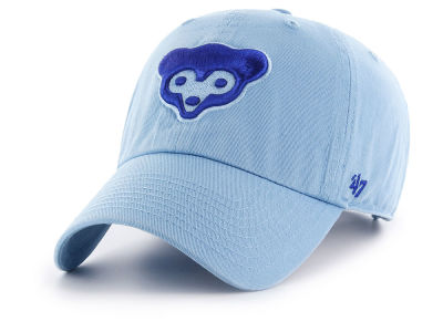 Chicago Cubs '47 MLB Tonal Pop '47 CLEAN UP Cap