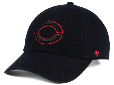 Cincinnati Reds '47 MLB Tonal Pop '47 CLEAN UP Cap