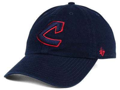 Cleveland Indians '47 MLB Tonal Pop '47 CLEAN UP Cap