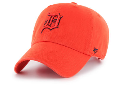 Detroit Tigers '47 MLB Tonal Pop '47 CLEAN UP Cap