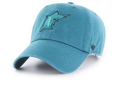 Florida Marlins '47 MLB Tonal Pop '47 CLEAN UP Cap