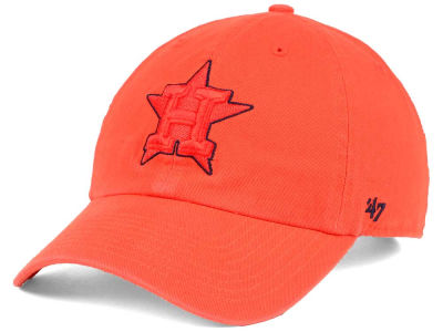 Houston Astros '47 MLB Tonal Pop '47 CLEAN UP Cap