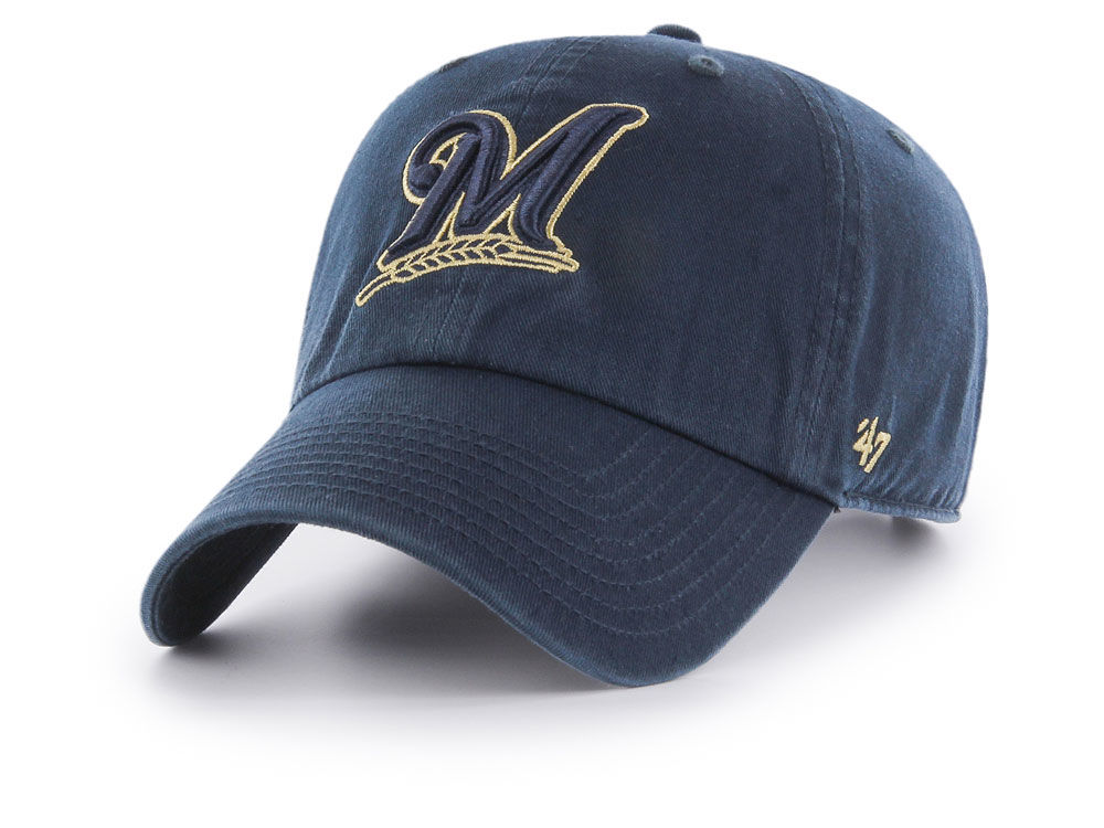 separation shoes 87698 93fcc italy milwaukee brewers 47 mlb tonal pop 47 clean up cap 39484 a69f6