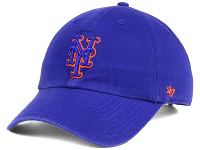 New York Mets '47 MLB Tonal Pop '47 CLEAN UP Cap