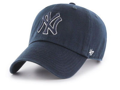 New York Yankees '47 MLB Tonal Pop '47 CLEAN UP Cap