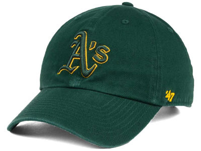 Oakland Athletics '47 MLB Tonal Pop '47 CLEAN UP Cap
