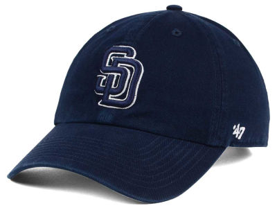 San Diego Padres '47 MLB Tonal Pop '47 CLEAN UP Cap