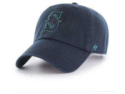 Seattle Mariners '47 MLB Tonal Pop '47 CLEAN UP Cap
