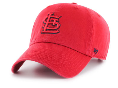 St. Louis Cardinals '47 MLB Tonal Pop '47 CLEAN UP Cap