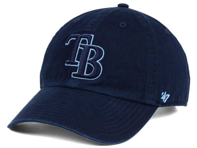 Tampa Bay Rays '47 MLB Tonal Pop '47 CLEAN UP Cap