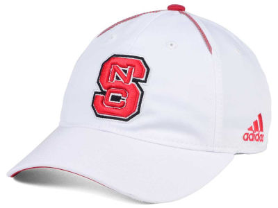 North Carolina State Wolfpack adidas NCAA Spring Game Easy Adjustable Cap