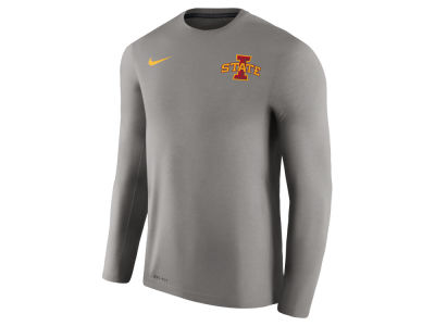 Iowa State Cyclones Nike NCAA Men's Dri-Fit Touch Longsleeve T-Shirt