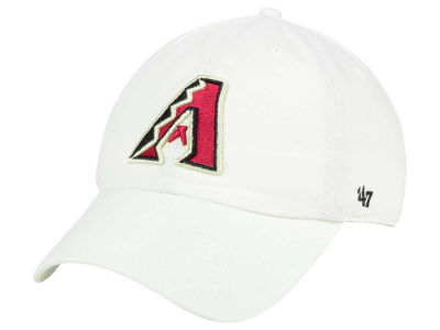 Arizona Diamondbacks '47 MLB White '47 CLEAN UP Cap