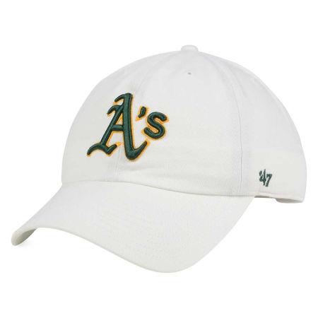 Oakland Athletics '47 MLB White '47 CLEAN UP Cap