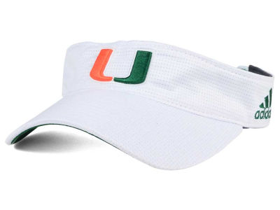 Miami Hurricanes adidas NCAA Spring Game Visor