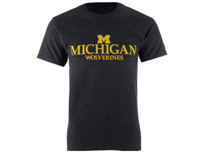 Michigan Wolverines 2 for $25 Champion NCAA Men's Line Stack T-Shirt